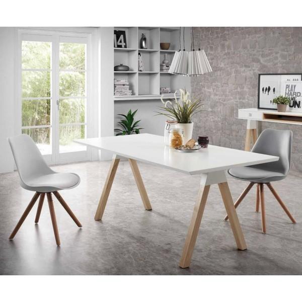 Estilo escandinavo de moda para tu hogar for Muebles nordicos escandinavos